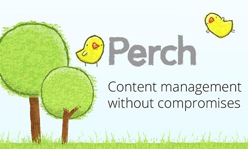 Perch CMS